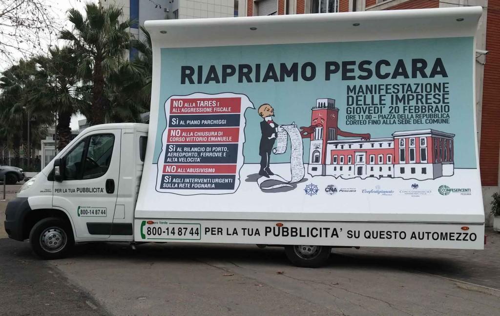 servizi vela pubblicitarie